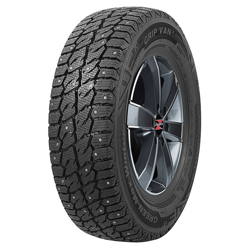 GreenMax Winter Grip Van 2 165/80-13C N