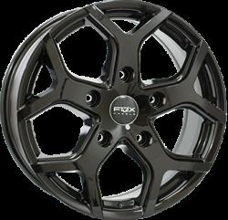 VIPER 4 Gloss Black 7.5x18