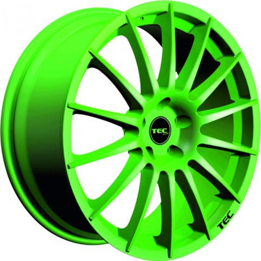AS2 Race light green CB: 64.0 8x18