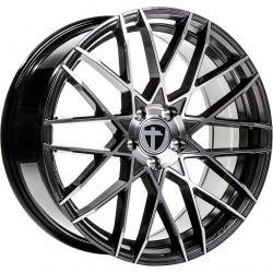 TN19 Dark Hyper black polished