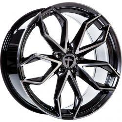 TN22 Dark Hyper black polished 10x22